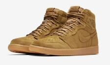 newest 67f4b 31f0d Nike Air Jordan 1 Retro High OG Wheat Size 10-11 Golden Harvest Gold 555088
