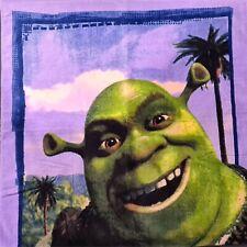 DreamWorks Shrek 2 Velour Beach Pool Bath Towel   Size 75 x 150cm