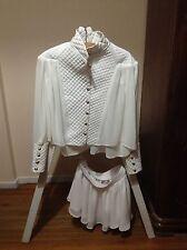 BALMAIN Style Skirt and Shirt Size (Women's) 6