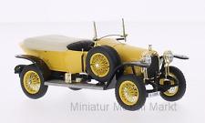 #43185 - Neo Audi 14/35 PS Typ C Alpensieger - gelb - RHD - 1914 - 1:43
