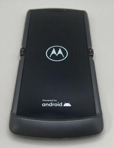 Motorola Moto RAZR 5G 256GB 48MP Camera GSM Unlocked Polished Graphite XT2071