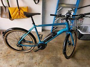2020 57cm Large Kona Dew E Electric Bike