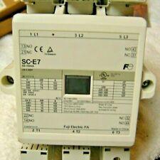 FUJI ELECTRIC FA SC-E7  SE150 STARTER