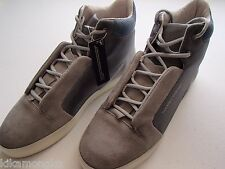 Puma Men's Hussein Chalayan Glide II Mid Sneaker Shoe, Puritan Gray, 9 M