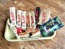 Raw Rolling Gift Set. Rolling Tray and Accessories