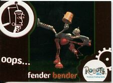Robots The Movie Fender Bender Chase Card FB-2