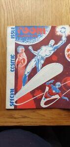 Friends of ol Marvel FOOM #9 bronze age I grade 4.0 VG