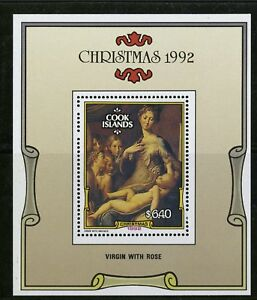 Cook Islands   1992   Scott # 1129    Mint Never Hinged Souvenir Sheet