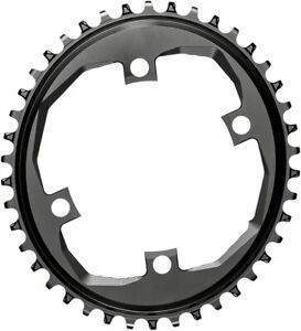 Oval 110 BCD Chainring for SRAM Apex 1 - absoluteBLACK Oval 110 BCD for SRAM