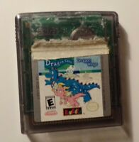 Nintendo Game Boy Color DRAGON TALES - DRAGON WINGS - Tested - No Box/Manual