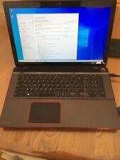 PC Portable haut de gamme TOSHIBA QOSMIO X70-À RAM 16G + 500G SSD état neuf