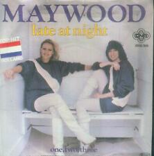 """7"""" Maywood/Late At Night (D) Top Hit Holland"""