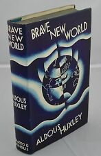Aldous Huxley - Brave New World - First Edition First Printing - 1932
