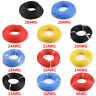Flexible Stranded Silicone Rubber Wire Cable 28 26 24 22 20 18 16 14 12 10 8AWG