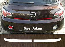 Lackschutzfolie Ladekantenschutz transparent Opel Adam, ab 2012