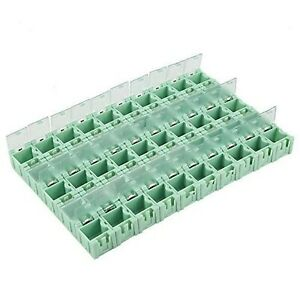 Hyuduo SMT SMD Box, Plastic Electronic Components Parts, Case Patch Laborator...