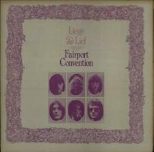 Fairport Convention Liege & Lief - 1st - EX UK vinyl LP album record ILPS9115