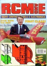 RADIO CONTROL MODELS & ELECTRONICS MAGAZINE 1992 JUN MIKE CONRAD'S TROIKA