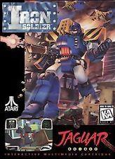 Iron Soldier for Atari Jaguar 64 Bit, (Atari Other)