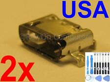 2x Micro USB Charging Port Sync For Motorola Moto X Pure Edition 2015 XT1575 USA
