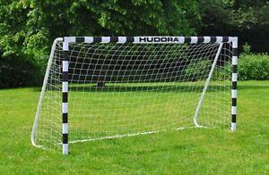 Wetterbeständiges Fußballtor Stadion 300 cm Fußball - Tor - Hudora 76909