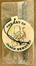 Jason Newsted promotional air freshener Metallica Rare Collectors Item