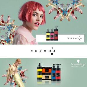 schwarzkopf professional chroma id mix tone hair color shade bonding mask system