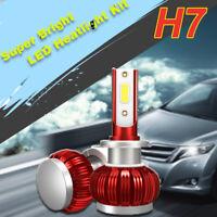 2*H7 LED Faro Lampadina Kit 36W 3600lm Alto Basso Fascio Xeno Auto Truck SUV L