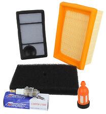 Service Kit passt STIHL TS400, Luftfilter, Kraftstofffilter, Zündkerzen