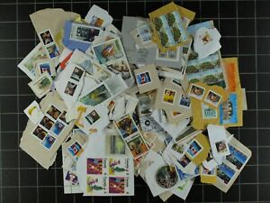 Weeda Canada Uncancelled postage, unused on paper up to $2 Face Value $200.08 FV