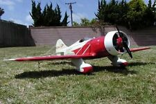 """Giant Scale RC AIrplane Printed  Plans   Gee Bee """"Y"""" 72 inch Wing"""