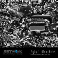 Wassertransferdruck Folie WTD Hydrographic Engine 1m x 50cm Breite