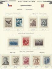 1953 Year Set, Mi. 776 - 843, MNH, Postfrisch **, (70 items)