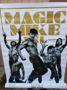 MAGIC MIKE XXL Movie PHOTO Print POSTER Film Channing Tatum Joe Manganiello 002