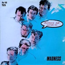 MADNESS - TOMORROW'S JUST ANOTHER DAY - STIFF - U.K. 45 + PICTURE SLEEVE