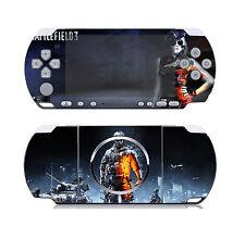 Battle 118 Vinyl Decal Skin Sticker Cover for Sony PSP 3000