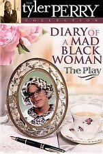 Tyler Perry Collection: Diary of a Mad - The Play DVD Tyler Perry(DIR)