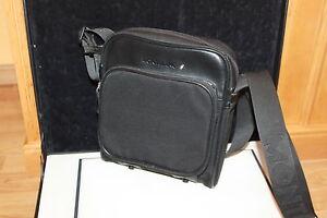 Montblanc Nightflight Messenger Bag / Umhänge Tasche 26 x 21cm, Mont Blanc