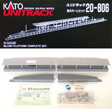 Kato 20-806 Island Platform Complete Set