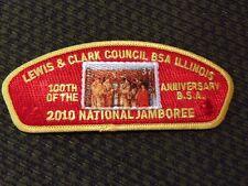 MINT 2010 JSP Lewis & Clark council Red