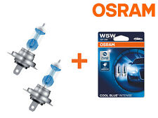 OSRAM NIGHT BREAKER ® LASER h7 55w 12v + w5wl COOL BLUE LUCE DI POSIZIONE certificazione e