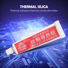 Silicone Thermal Conductive Adhesive Rubber Sealant Viscous Glue for Chip VGA