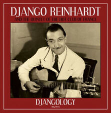 Django Reinhardt & the Quintet of the Hot Club of France : Djangology CD (2015)
