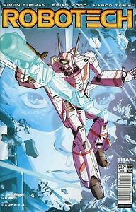 Robotech Vol 3 #5 Cover D Variant Blair Shedd Cover