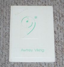 1990 Awtrey Middle School Yearbook Annual Kennesaw Georgia GA