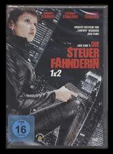 DVD DIE STEUERFAHNDERIN 1 + 2 (von TAMPOPO-Regisseur JUZO ITAMI) *** NEU ***