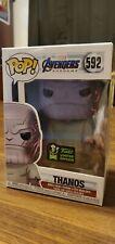 Funko POP! THANOS Avengers 592 Hulk Thor Captain America Iron Man Endgame Gambit