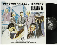 Heaven 17          Penthouse and Pavement       no barcode      NM # S