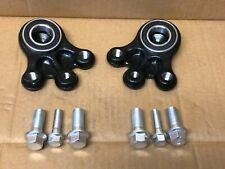 PAIR OF FRONT LOWER BOTTOM BALL JOINTS & BOLTS FOR CITROEN C5 C6 PEUGEOT 407 508