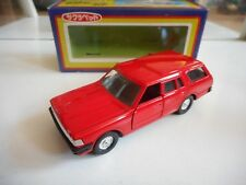 Sakura (Nissan Bluebird Estate??) Car in Red on 1:43 in Box